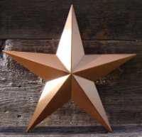 Heavy Duty Metal Star 40